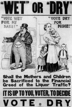 the prohibition amendment essay Prohibition: prohibition, legal prevention of the manufacture, sale, and transportation of alcoholic beverages in the united states from 1920 to 1933.